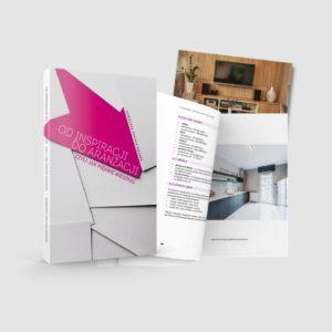 E-book od inspiracji do aranżacji jak pięknie mieszkać architekt wnętrz