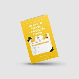 Ebook wskazówki jak tworzyć formularz z pytaniami dla klienta dla architekta wnętrz
